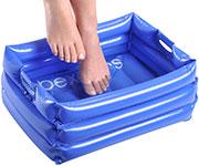 Bexters inflatbale foot bath